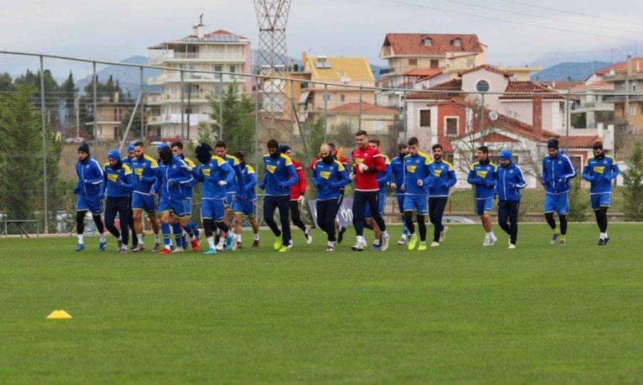 Χωρίς επτά παίκτες η πρώτη αποστολή Ράσταβατς στον Αστέρα Τρίπολης