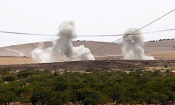 Δεκαεννιά άμαχοι νεκροί σε αεροπορικές επιδρομές στην Ιντλίμπ