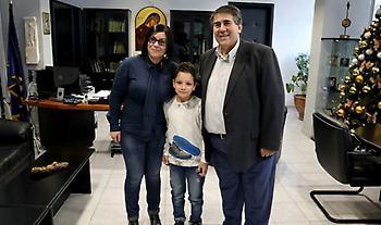 Τάσος Γεραντίδης: Ένας οκτάχρονος «Αϊνστάιν» από την Πέλλα