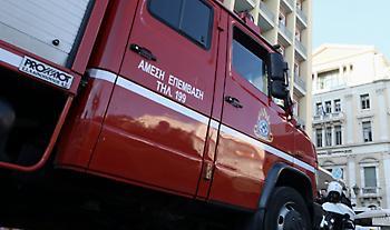 Κατασβέστηκε η πυρκαγιά σε διαμέρισμα στο Μοσχάτο