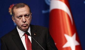 Ερντογάν: Στόχος η εγκατάσταση ενός εκατ. προσφύγων στη ζώνη ασφαλείας