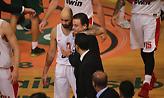 Ζέρβας: «Δύσκολα θα μιλήσει για Εθνική ο Σπανούλης πριν το τέλος της σεζόν»