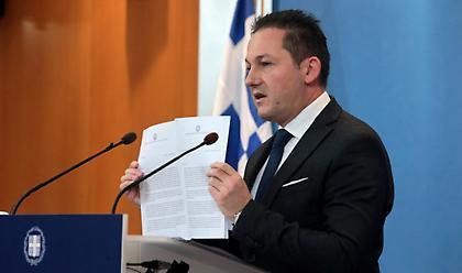 Πέτσας: Το περιεχόμενο των επιστολών που στείλαμε στον ΟΗΕ για την τουρκολιβυκή συμφωνία