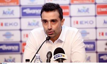 Χαραλαμπίδης: «Δεν είχαμε τύχη με αυτήν την άμυνα»