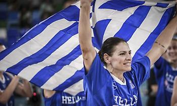 Εβίνα Μάλτση: Το γυναικείο μπάσκετ έχασε τον… Γκάλη του