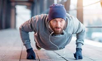 Γιατί είναι προτιμότερο να γραφτείς γυμναστήριο το χειμώνα;