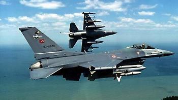 Το μάθημα που έδωσαν στα τουρκικά μαχητικά οι Έλληνες πιλότοι