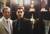 Οι ηθοποιοί που θα ενσαρκώσουν τους Γιαννακόπουλους στην ταινία για τον Παναθηναϊκό (pics)