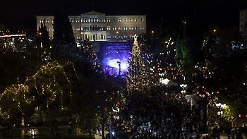 Αύριο 12 Δεκεμβρίου η έναρξη του εορταστικού ωραρίου