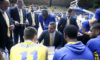 Παπανικολόπουλος: «Σε όλα τα ματς οι παίκτες μου δίνουν το 100%»