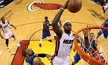 ΛεΜπρον: «Το 2011 είχα ξεχάσει την αγάπη μου για το μπάσκετ» (video)