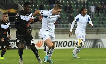 Live: Ντιναμό Κιέβου-Λουγκάνο