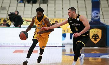 Αρχή… νωρίς με ΑΕΚ-Άρης στην Basket League