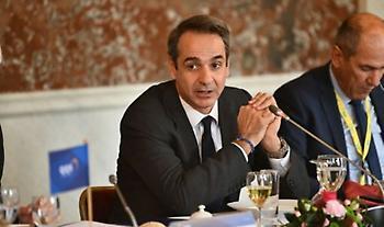 Μητσοτάκης: Η Ευρώπη υψώνει διπλωματικά τείχη απέναντι στην τουρκική προκλητικότητα
