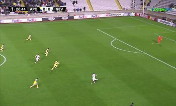 Τα highlights του ΑΠΟΕΛ-Σεβίλλη (video)