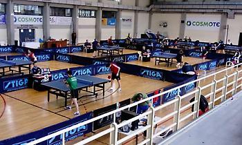 Το σαββατοκύριακο τα προκριματικά του Πανελληνίου Πρωταθλήματος επιτραπέζιας αντισφαίρισης