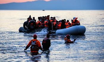 Προσφυγικές ροές: Πάνω από 370 άτομα έφτασαν στα νησιά σε 24 ώρες