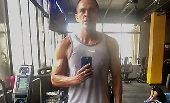 Ο Ζιοβάνι στα 47 του είναι... φέτες (video)