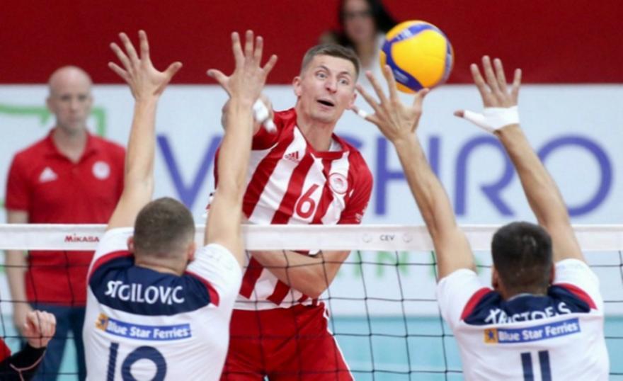 Φίνγκερ στο sport-fm.gr: «Μας υποτίμησαν - Κανείς δεν περίμενε τέτοιο παιχνίδι»