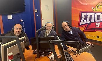 Ο Γιάννης Κυφωνίδης στο «Μπαμ και Κάτω» για το τραγούδι «Σημάδι» και όχι μόνο (audio)