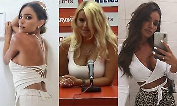 Ο πιο sexy «άγγελος» ΔΕΝ είναι του Ερυθρού Αστέρα! Η… Μπέμπα που θα σε γονατίσει (pics/vids)