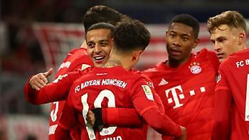 Τα highlights των πέντε ματς της Bundesliga