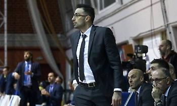 Χαραλαμπίδης: «Δεν παίξαμε στο επίπεδο που θέλαμε, χρειαζόμαστε βελτίωση στην άμυνα»