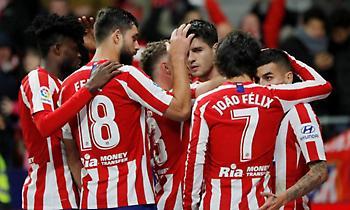Σε… τροχιά Champions League η Ατλέτικο Μαδρίτης