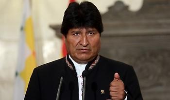 Βολιβία - Μεταβατική πρόεδρος Άνιες: Θα εκδοθεί ένταλμα σύλληψης ενάντια στον πρώην πρόεδρο Μοράλες