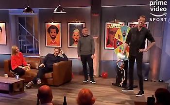 Ρούνεϊ και Κράουτς μιμούνται ο ένας τον άλλον και... λύνονται στα γέλια! (video)