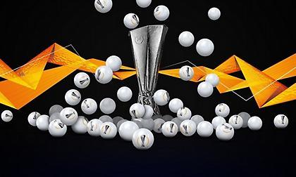 Live: Η κλήρωση του Ολυμπιακού στο Europa League