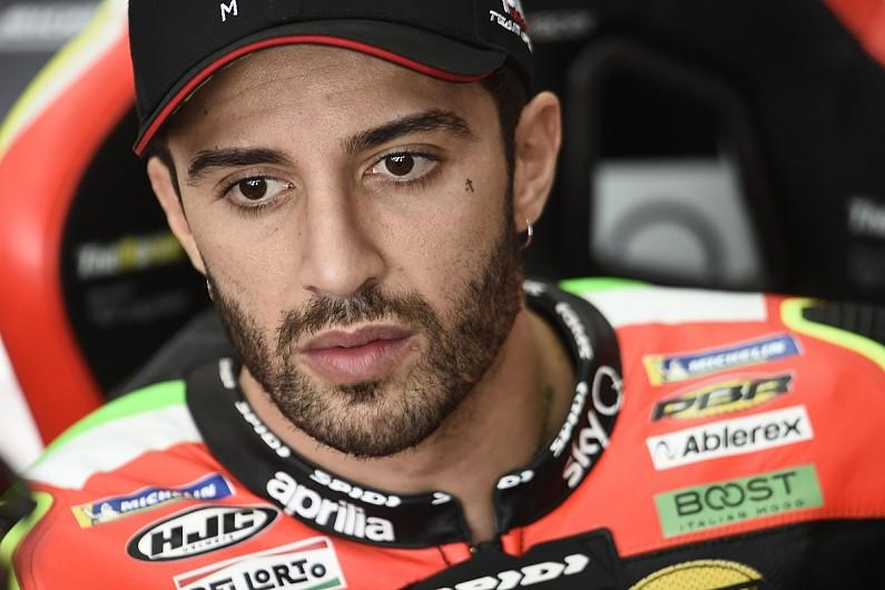 Ντοπέ στο Moto GP ο Ιανόνε