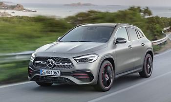 Η νέα Mercedes-Benz GLA