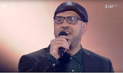 The Voice: Νικητής ο Δημήτρης Καραγιάννης