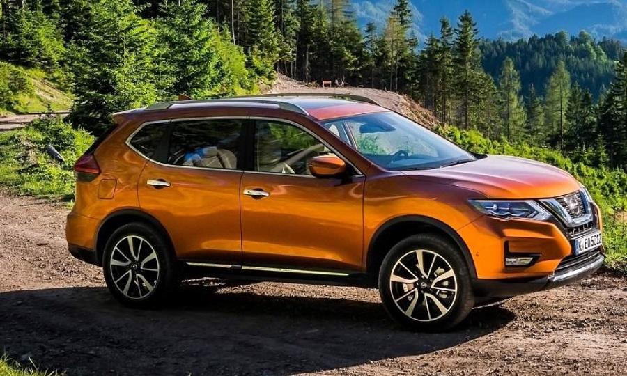 Στα Ιωάννινα με το Nissan X-Trail