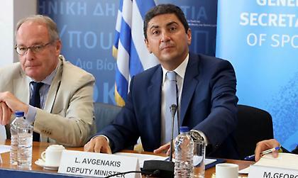 Αυγενάκης: «Πεποίθησή μας πως το 2020 θα είναι αξέχαστο αθλητικά»