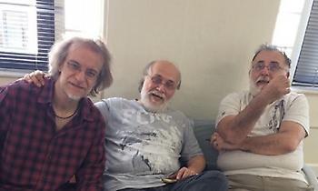 LIVE: Αφιέρωμα του «Μπαμ και Κάτω» στον Θάνο Μικρούτσικο