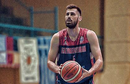Ο Μανοΐλοβιτς MVP της αγωνιστικής στην Α2