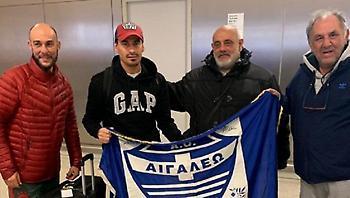 Στην Αθήνα για το Αιγάλεω ο Μπλάνκο (pic)