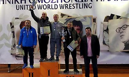 Πρωταθλητές Ελλάδας στην πάλη Ευκαρπία και Ευπυρίδαι