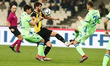 Τίποτα καλό για την ΑΕΚ από την αναβολή του ματς στην Τρίπολη