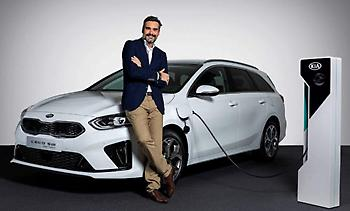 Ο Carlos Lahoz είναι ο νέος Διευθυντής Μάρκετινγκ της Kia Motors Europe