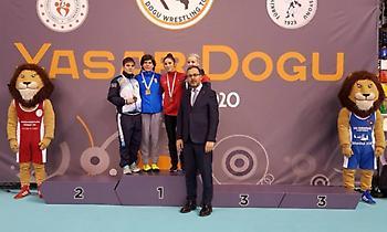 Πάλη: Χρυσό στην Τουρκία η Πρεβολαράκη σε διεθνές τουρνουά στην Τουρκία