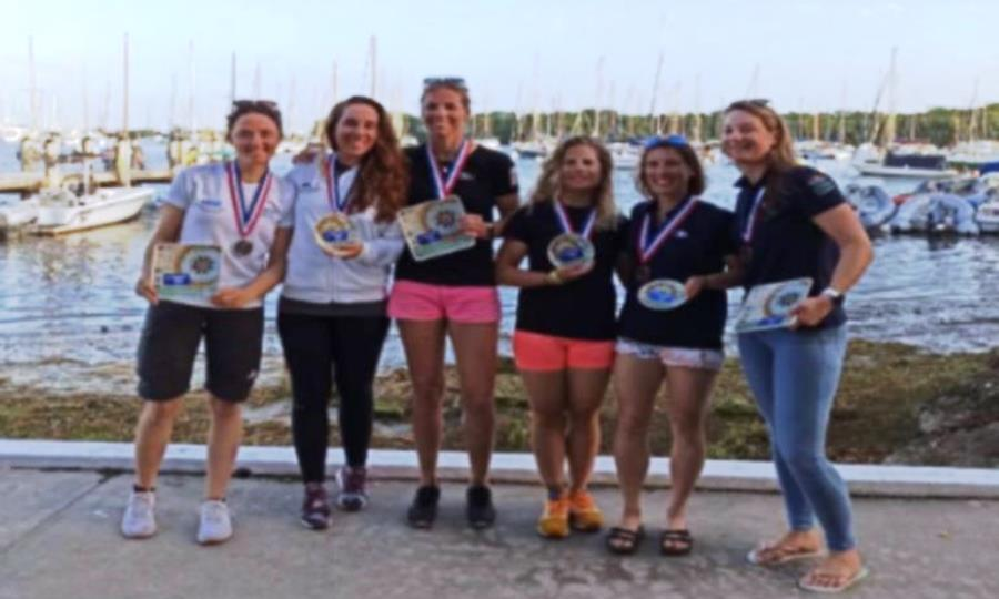 Ασημένιο μετάλλιο για Μπόζη και Κλωναρίδου στο πρωτάθλημα της Β. Αμερικής