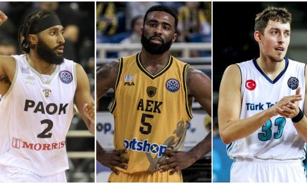 Basketball Champions League: Οι… μόνιμοι «25άρηδες» της φετινής σεζόν! (videos)