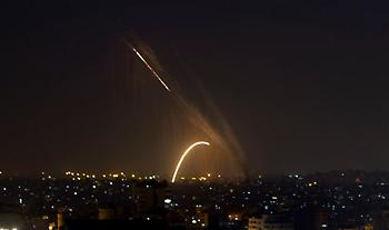 Αεροπορικό πλήγμα στη Λωρίδα της Γάζας - Αντίποινα για την εκτόξευση μπαλονιών