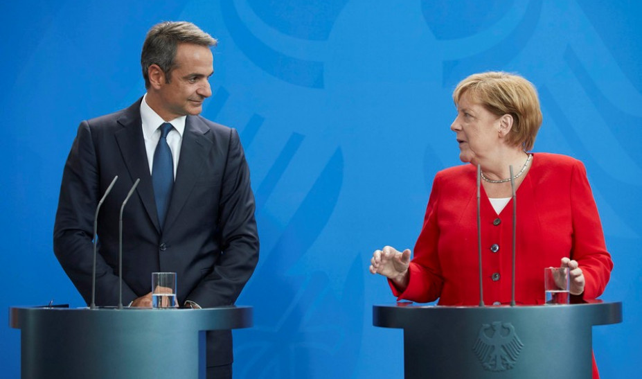 Η διπλωματική αντεπίθεση της Αθήνας – Μαξίμου: Η Ελλάδα «παρούσα» στο Βερολίνο