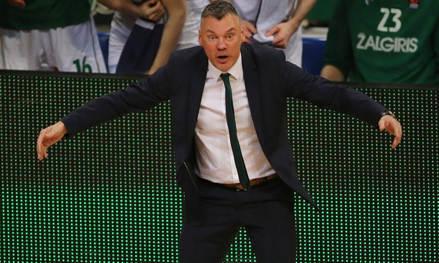 Γιασικεβίτσιους: «Το ματς κρίθηκε στις μικρές λεπτομέρειες»