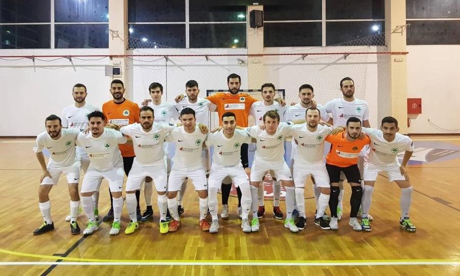 Live Streaming: Μινώταυρος-Παναθηναϊκός (Futsal)