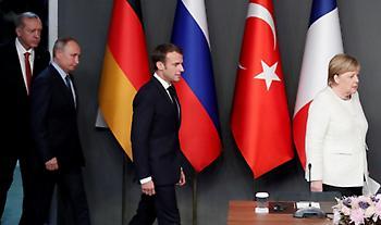 Διάσκεψη Βερολίνου: Οι Χαφτάρ και Σάρατζ θα κληθούν όταν συμφωνήσουν οι υπόλοιποι!